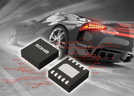 "ROHM推出业界首创※的LED驱动器""BD18336NUF-M"" ,车载电池欠压时,仅1枚芯片即可实现安全亮灯"