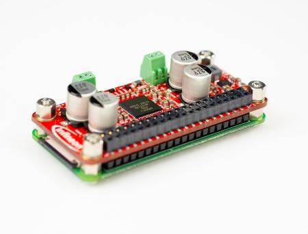 英飞凌推出全球首款完全自足式树莓派音频扩展板