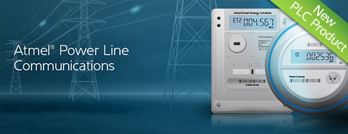 Atmel 率先通过PRIME v1.4解决方案认证,打造高性能的智能电表系统